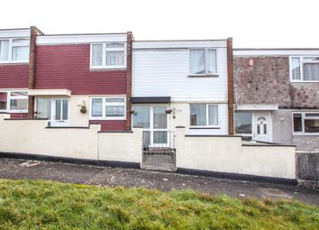 Thumbnail 3 bed terraced house for sale in Cromer Walk, Plymouth