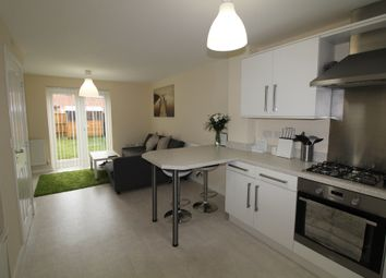 Thumbnail 2 bed terraced house for sale in Apollo Avenue, Peterborough, Cambridgeshire