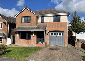 Thumbnail 4 bed detached house to rent in The Triangle, Accrington, Lancashire