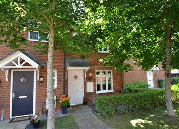 Thumbnail 2 bed terraced house for sale in Brick Walk, Hermitage, Berkshire