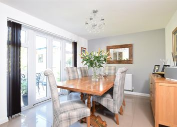Thumbnail 6 bed detached house for sale in John Ireland Way, Washington, West Sussex