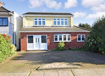 Thumbnail 4 bed detached house for sale in King Edward Avenue, Rainham, Essex