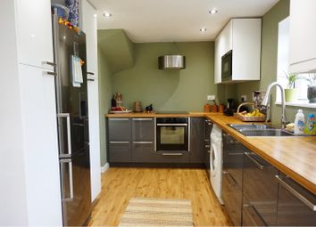 Thumbnail 3 bed semi-detached house for sale in Prince Charles Road, Usk