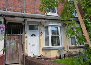 Thumbnail 2 bed terraced house for sale in Queens Avenue, Hockley, Birmingham