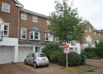 Thumbnail 4 bed town house to rent in Hayward Road, Thames Ditton, Surrey