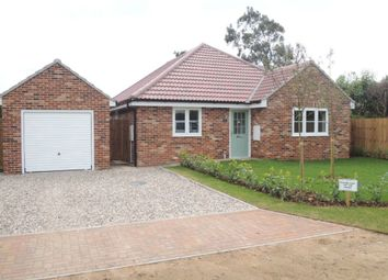 Thumbnail 3 bed detached bungalow for sale in Talbots Road, Little Clacton, Clacton-On-Sea