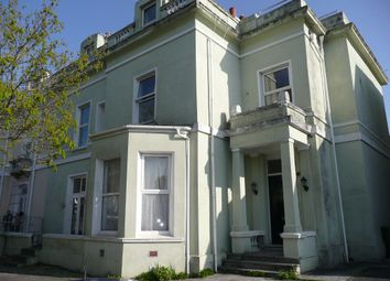 Thumbnail 2 bed flat to rent in Valletort Road, Plymouth
