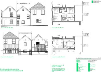 Thumbnail 3 bedroom terraced house for sale in Saltash Road, Callington