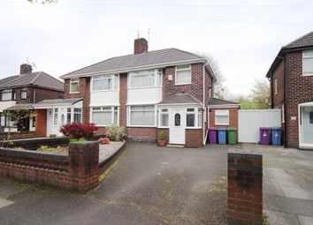 Thumbnail 3 bed semi-detached house to rent in Bowland Avenue, Childwall, Liverpool