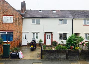 Thumbnail 2 bed terraced house to rent in Rushlake Road, Brighton
