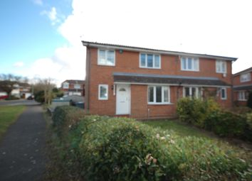 Thumbnail 2 bed terraced house to rent in Essex Way, Purdis Farm, Ipswich, Suffolk