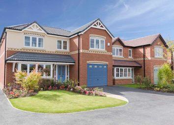 Thumbnail 4 bed detached house for sale in The Davenham Scrooby Road, Harworth, Doncaster