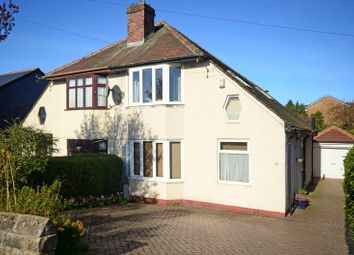 Thumbnail 3 bed semi-detached house for sale in 55 Barncliffe Crescent, Fulwood, Sheffield