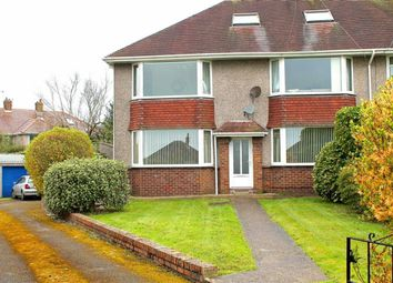 Thumbnail 4 bed maisonette for sale in Hendy Close, Derwen Fawr, Sketty, Swansea