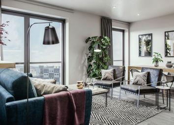 Saxton Lane, Leeds LS9. 1 bed flat for sale