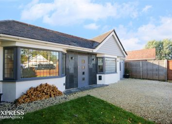 Thumbnail 4 bedroom detached bungalow for sale in Branders Lane, Bournemouth, Dorset