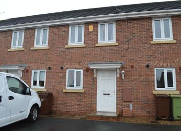 Thumbnail 2 bed town house for sale in Kilner Way, Castleford