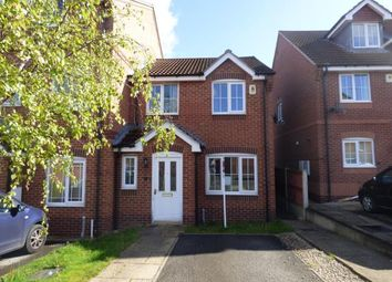 Thumbnail 3 bed semi-detached house for sale in Forest Avenue, Mansfield, Nottinghamshire