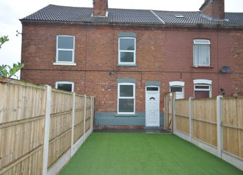 Thumbnail 3 bed terraced house to rent in Belmont Terrace, Thorne, Doncaster