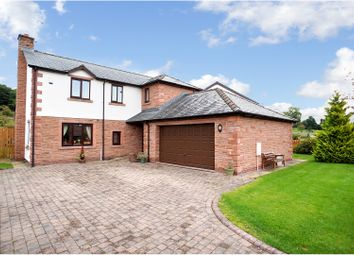 Thumbnail 4 bed detached house for sale in Otters Holt, Penrith