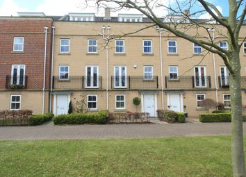 Thumbnail 5 bed town house to rent in Phillipa Flowerday Plain, Norwich