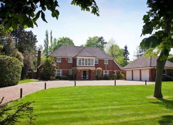 Thumbnail 5 bed detached house to rent in The Warren, Ashtead