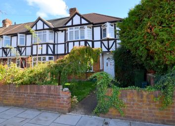 Thumbnail 3 bed semi-detached house for sale in Wolsey Drive, Kingston Upon Thames