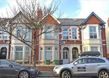 Thumbnail 3 bed flat to rent in Soberton Avenue, Heath, Cardiff