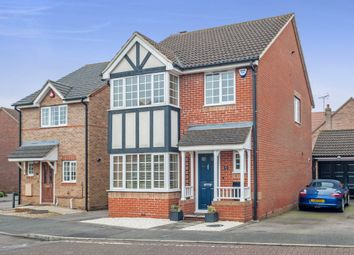 Thumbnail 3 bed detached house for sale in Royce Grove, Leavesden, Watford