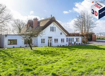 Thumbnail 5 bed detached house for sale in East Worlington, Crediton