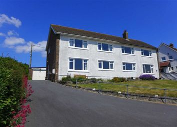 Thumbnail 3 bed semi-detached house for sale in Maeshendre, Aberystwyth, Ceredigion