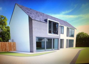 Thumbnail 5 bed detached house for sale in Sea View Court, Fontygary Road, Rhoose