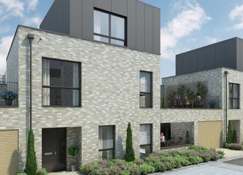 Thumbnail 3 bedroom town house for sale in The Bassetti At Aura, Long Road, Cambridge