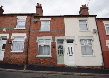 Thumbnail 2 bed terraced house for sale in Shotsfield Place, Stoke-On-Trent