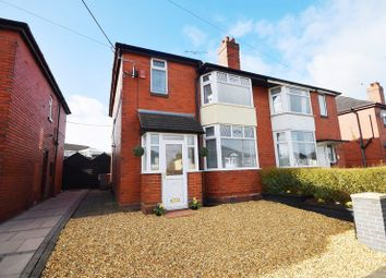Thumbnail 3 bedroom semi-detached house for sale in Kingston Avenue, Stoke-On-Trent