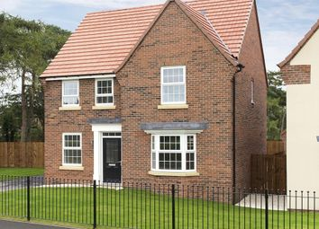 "Thumbnail 4 bedroom detached house for sale in ""Holden"" at Yafforth Road, Northallerton"