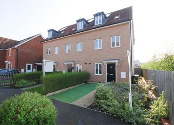Thumbnail 3 bed end terrace house for sale in Chaplin Mews, Witham, Essex