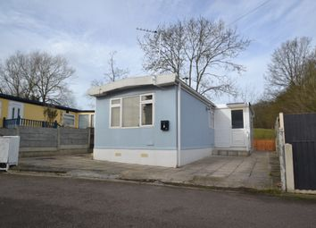 Thumbnail 1 bed mobile/park home for sale in Sunset Drive, Havering-Atte-Bower, Romford