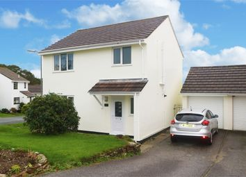 Thumbnail 3 bed detached house for sale in Gwel An Nans, Probus, Truro, Cornwall
