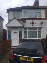 Thumbnail 2 bed maisonette to rent in Wentworth Road, Southall Middlesex