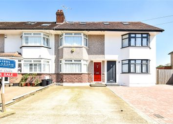 Thumbnail 3 bed terraced house for sale in Royal Crescent, South Ruislip, Middlesex