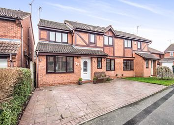 Thumbnail 5 bedroom semi-detached house for sale in Kirton Close, Coventry