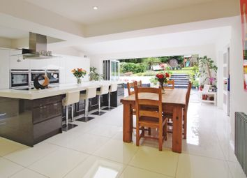 Thumbnail 4 bed detached house for sale in Reigate Road, Epsom Downs