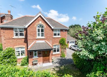 Thumbnail 4 bed detached house for sale in Rembury Place, Dutton, Warrington