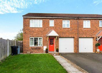 Thumbnail 4 bed semi-detached house for sale in Warmington Avenue, Grantham