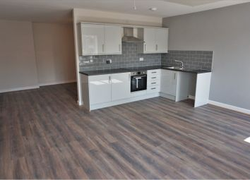 Thumbnail 1 bed flat to rent in 33 High Street, Heckmondwike
