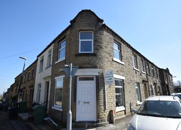 Thumbnail 1 bed end terrace house to rent in Oakes Road, Lindley, Huddersfield