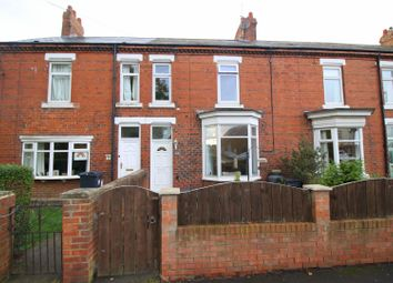 Thumbnail 3 bed terraced house for sale in Glebe Road, Darlington