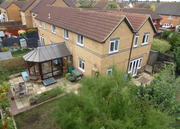 Thumbnail 3 bed semi-detached house for sale in Roding Way, Didcot