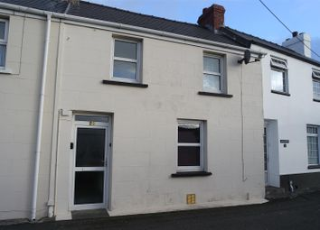Thumbnail 2 bedroom terraced house to rent in Mill Bank, Haverfordwest